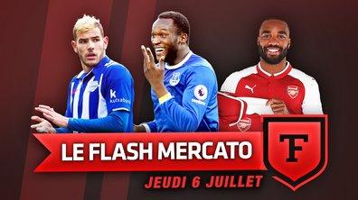 Le Flash Mercato du 06 juillet
