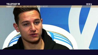 [Téléfoot 18/12] Florian Thauvin ovationné par le Vélodrome