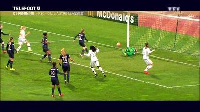 Foot féminin : PSG-Lyon, l'autre Classico