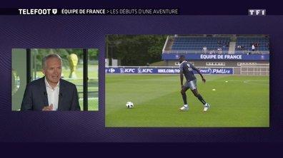 France - Irlande : Mandanda et Mendy seront titulaires