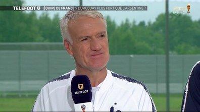 France-Uruguay : Antoine Griezmann va jouer contre son ami Diego Godin