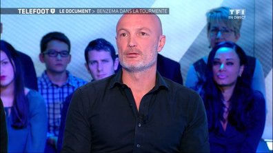"""Frank Leboeuf : """"Il y a un racime latent en France"""""""