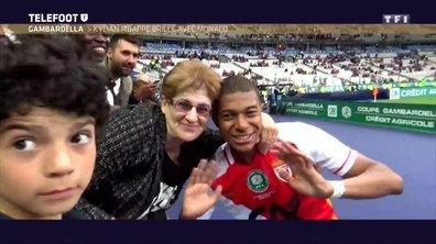 Gambardella : Kylian Mbappe brille avec Monaco
