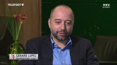 """Gérard Lopez : """"On continue à soutenir Marcelo Bielsa"""""""