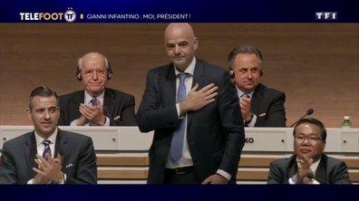 Gianni Infantino : Moi, Président !