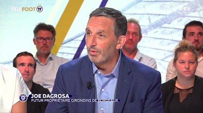 Girondins de Bordeaux - Joe Dagrosa, le futur repreneur dévoile ses plans