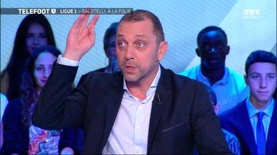 """[Téléfoot 18/09] Gravelaine : """"Je pense que Balotelli a fait le bon choix"""""""