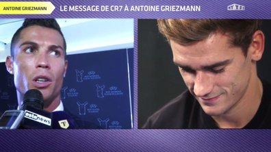 Griezmann par Liza : l'hommage de Cristiano Ronaldo