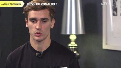 Griezmann par Liza : Plutôt Ronaldo ou Messi ?