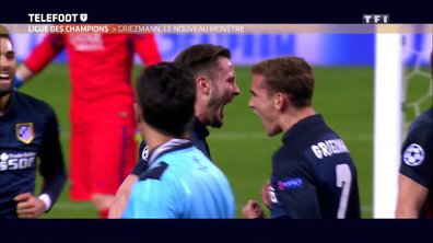 Ligue des champions : Griezmann, le nouveau monstre