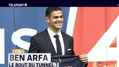Ligue 1 : Hatem Ben Arfa, le bout du tunnel