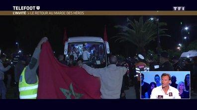 Hervé Renard : Le retour au Maroc des héros