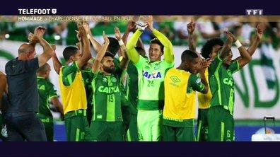 Hommage : Chapecoense, le football en deuil