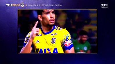 Info Téléfoot - Mercato : Paqueta sur les tablettes du PSG