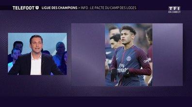 Info Téléfoot : Neymar devrait rester à Paris même en cas d'élimination en C1