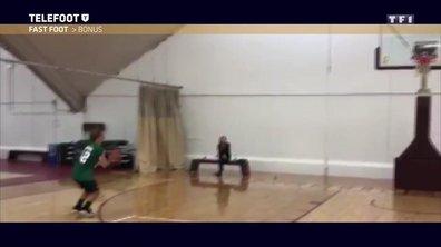 Insolite : Antoine Griezmann basketteur !