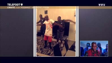 Insolite : La fratrie Pogba danse !