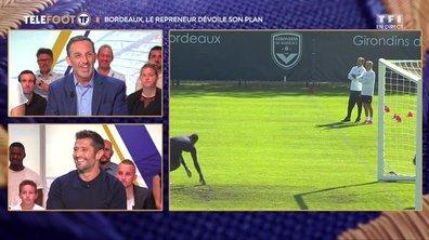 Insolite Girondins de Bordeaux - Joe Dagrosa veut recruter Bixente Lizarazu