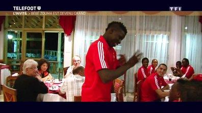 Insolite : Kurt Zouma danse le Logobi