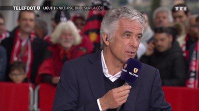 J.P. Rivère sur son avenir à l'OGC Nice