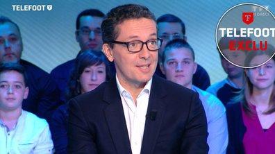 """[Téléfoot 23/10] Jacques-Henri Eyraud : """"Rudi Garcia et Andoni Zubizarreta se sont rencontrés"""""""