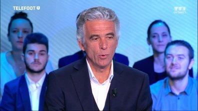 """[Téléfoot 11/12] Jean-Pierre Rivère : """"Lavezzi ? Je ne sais pas d'où ça sort"""""""