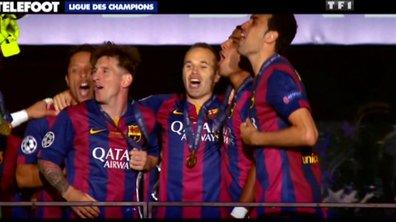 Ligue des champions : Juventus-Barcelone, une finale de rêve