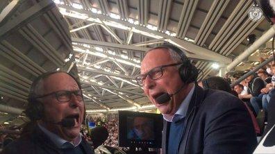 Juventus - Naples avec le commentateur star du Napoli !
