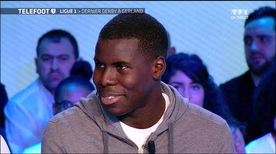 Kurt Zouma : « J'ai toujours supporté Saint-Etienne »