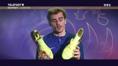 L'addition Fast Foot du 01/04/2018 : les chaussures de Griezmann