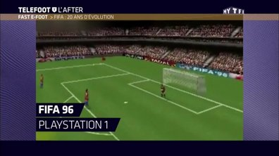 Téléfoot, l'After – Les 20 ans du jeu vidéo FIFA