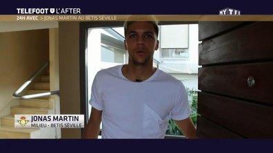 Téléfoot, l'After – 24 heures avec Jonas Martin