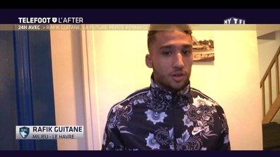Téléfoot, l'After - 24H avec Rafik Guitane, la future pépite du Stade Rennais
