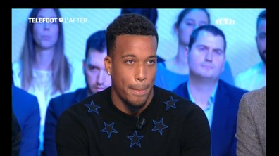 Téléfoot, l'After - Alassane Pléa évoque le Gym Solidaire