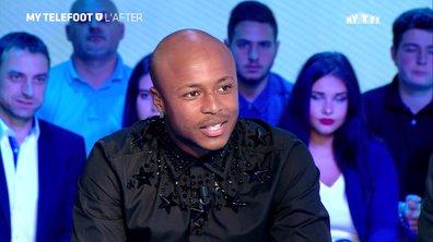 "MyTELEFOOT L'After - André Ayew : ""Jordan a beaucoup appris"""