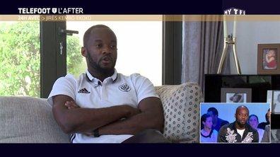 Téléfoot, l'After - Les archives : 24h avec Jirès Kembo