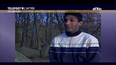Les archives de Téléfoot du 18 décembre 2016 : Les frères Passi