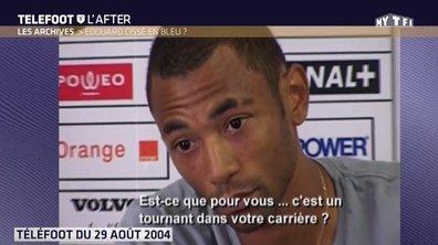Les archives de Téléfoot du 16 octobre 2016 : Edouard Cissé confondu avec Djibril Cissé