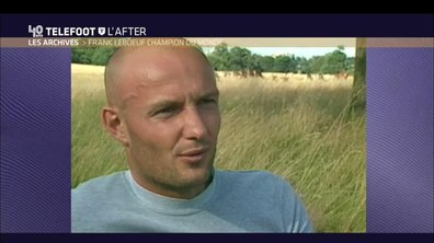 Téléfoot, l'After - Les archives : Frank Leboeuf champion du monde