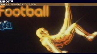 Les archives : tous les génériques de Téléfoot