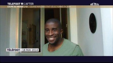 Téléfoot, l'After - Les Archives : Quand Mavuba était sélectionné en 2014...