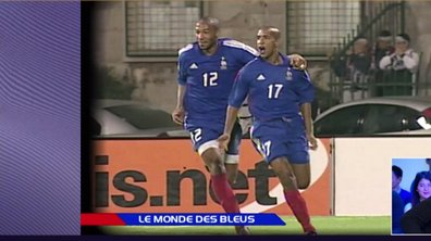 MyTELEFOOT Les archives : le premier but en bleu de Dacourt