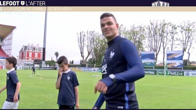 MyTELEFOOT L'After - Le Buzz : la leçon de dribble de Ben Arfa