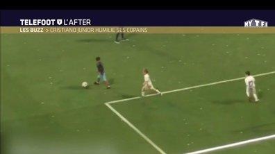 Téléfoot, l'After - Le Buzz : Cristiano Junior humilie ses copains
