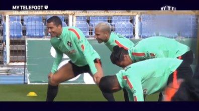 MyTELEFOOT L'After - Le Buzz : La danse sexy de Cristiano Ronaldo