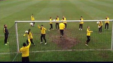 MyTELEFOOT L'After - Le Buzz : l'entraînement très étrange de Dortmund