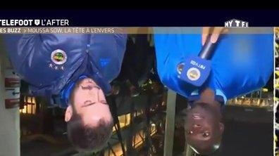 Téléfoot, l'After - Le Buzz : Moussa Sow la tête à l'envers
