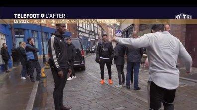 Téléfoot, l'After - Le Buzz : Pogba impressionnant face à Séan Garnier