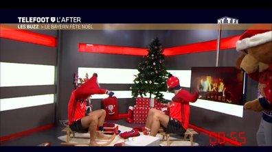 Téléfoot, l'After - Le Buzz : Le Pull Challenge du Bayern Munich