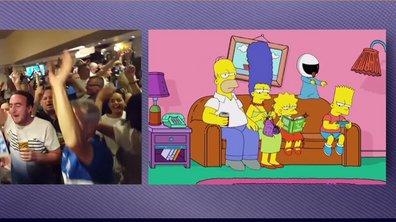 MyTELEFOOT L'After - Le Buzz : les supporters de Wigan font honneur à leur buteur
